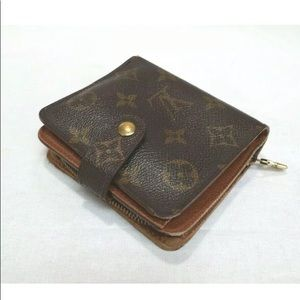 Louis Vuitton Bags - Louis Vuitton Monogram Bifold Zipper Wallet
